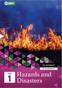 Geography Hazards & Disasters Unit 1 (2E)