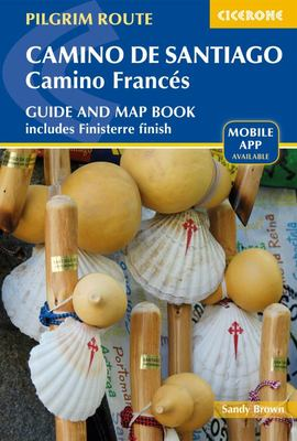Camino Frances, the - Route and Book