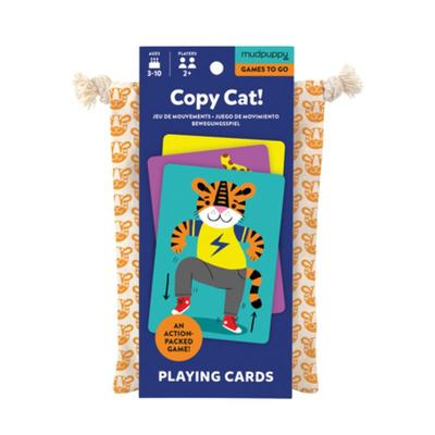 Copy Cat! Playing Cards (Games to Go)