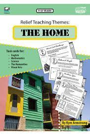 RELIEF TEACHING THEMES THE HOME