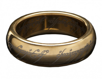 The One Ring Size 11 LOTR