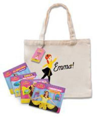 Little Bookworms Bag of Books: The Wiggles Emma