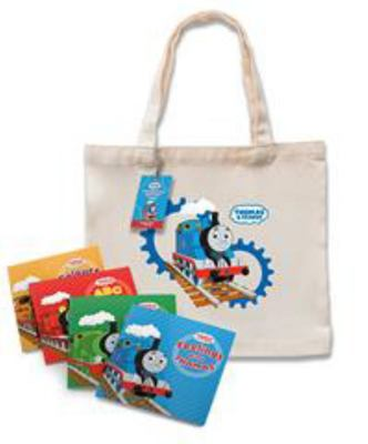 Little Bookworms Bag of Books: Thomas & Friends