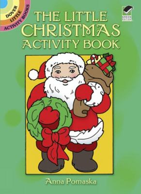 The Little Christmas Activity Book (PB)