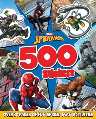 SpiderMan: 500 Stickers