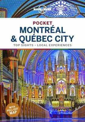 Pocket Montreal and Quebec City 1