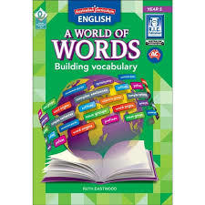 A World of Words Building Vocabulary AC-  Year 5 - RIC-6619