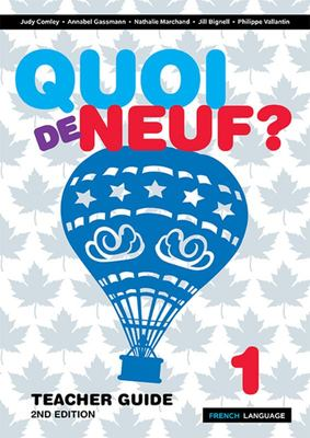 Quoi de Neuf ? 1 Teacher Guide (2nd Edition)
