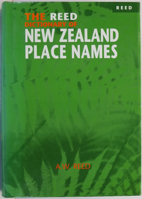 Reed Dictionary of New Zealand Place Names