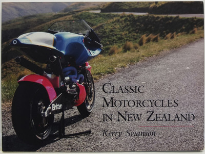 Classic Motorcycles in NZ