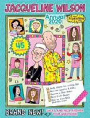 The Jacqueline Wilson Annual 2020