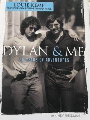 Dylan & Me - 50 Years of Adventures
