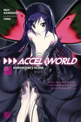 Accel World, LN Vol. 1