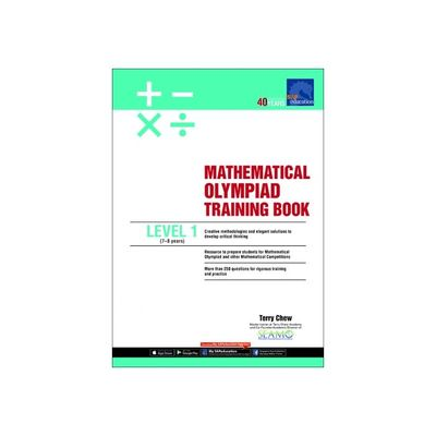Maths Olympiad Training Book: Level 1 (ages 7-8)