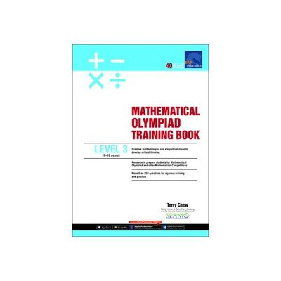 Maths Olympiad Training Book Level 3 (ages 9-10)
