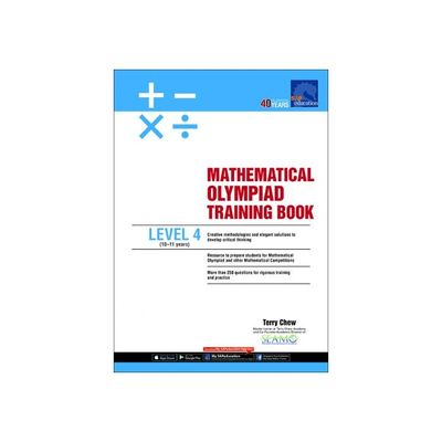 Maths Olympiad Training Book Level 4 (ages 10-11)