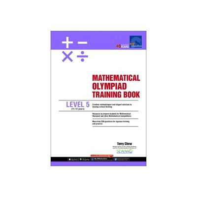 Maths Olympiad Training Book Level 5 (ages 11-12)