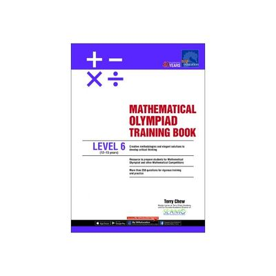 Maths Olympiad Training Book Level 6 (ages 12-13)