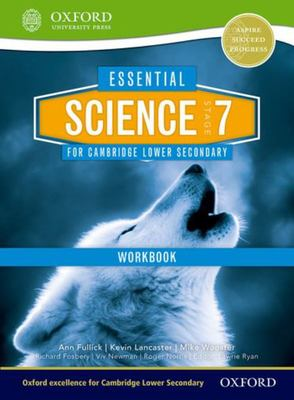 Science for Cambridge Secondary 1 - Stage 7 Workbook