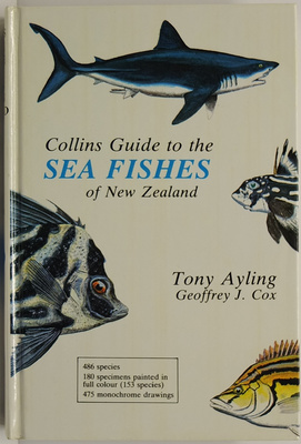 Collins Guide to the Sea Fishes of New Zealand