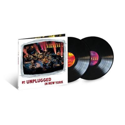 MTV Unplugged In New York (25th Anniversary) - Nirvana