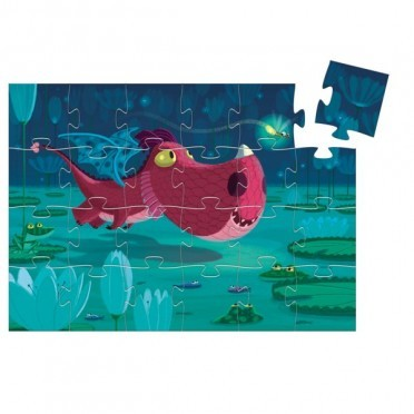 Edmond the Dragon 24pc Puzzle