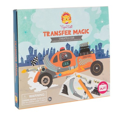Create a Car: Transfer Magic