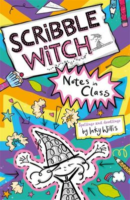 Notes in Class Scribble Witch # 1