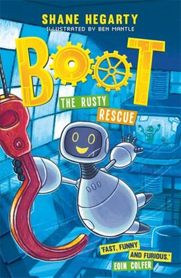 Boot  - The Rusty Rescue #2