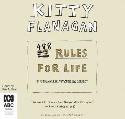 488 Rules for Life (CD)