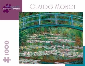 Monet: Sailboats on the Seine:1000-Piece Jigsaw Puzzle
