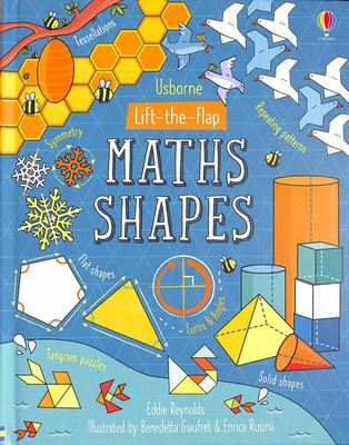 Lift the Flap Maths Shapes