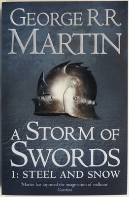 A Storm of Swords: Steel and Snow ( #3.1 A Song of Ice & Fire)