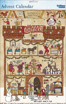 Hysterical Heritage Advent Calendar