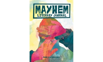 Mayhem Literary Journal - Issue 7 October 2019
