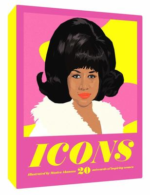 Icons: 50 Legendary Women in Music Notecards