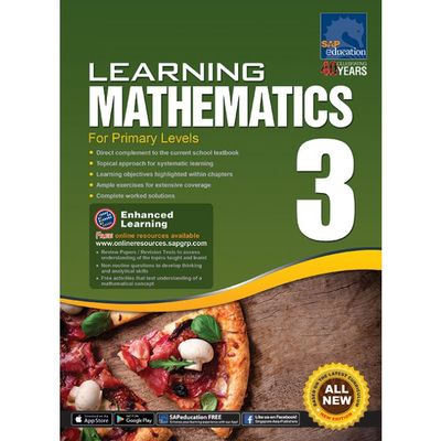 SAP Learning Mathematics 3