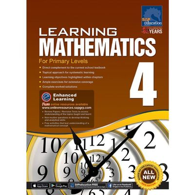 SAP Learning Mathematics 4