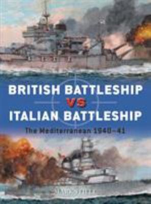 British Battleship vs Italian Battleship - The Mediterranean 1940-41