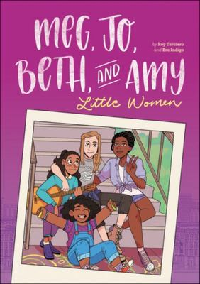 Meg, Jo, Beth, and Amy (Graphic Novel)
