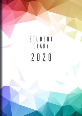 2020 Student A5 Collins Diary - GNS