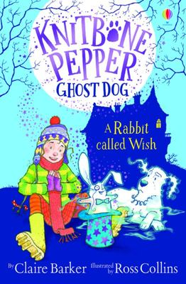 A Rabbit Called Wish (Knitbone Pepper, Ghost Dog #5)