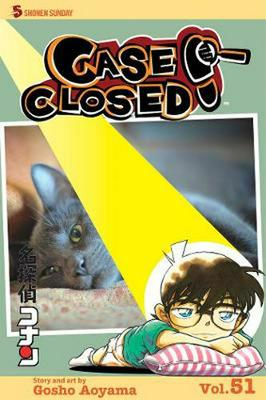 Case Closed Vol 51 The Cat Who Read Japanese