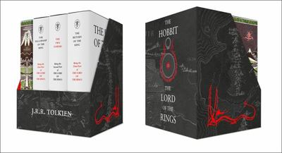 The Middle-earth Treasury: The Hobbit & The Lord of the Rings