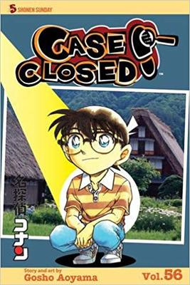 Case Closed Vol 56