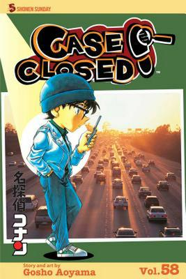 Case Closed Vol 58