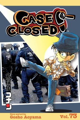 Case Closed Vol 73 Out of Time