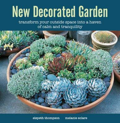 NEW DECORATED GARDEN: Transform your garden with contemporary elements