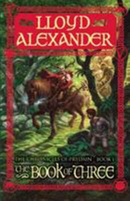 The Book of Three The Chronicles of Prydain #1