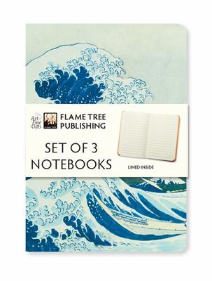Japanese Woodblock Pocket Notebook Collection